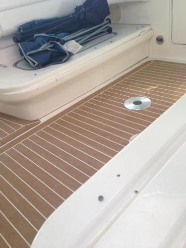 Sea Ray 340 not under seat